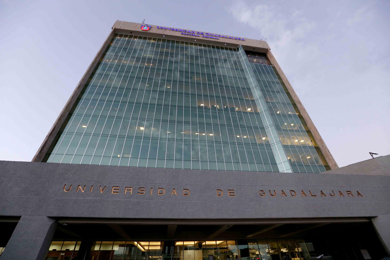 Edificio Cultural y Administrativo de la UdeG