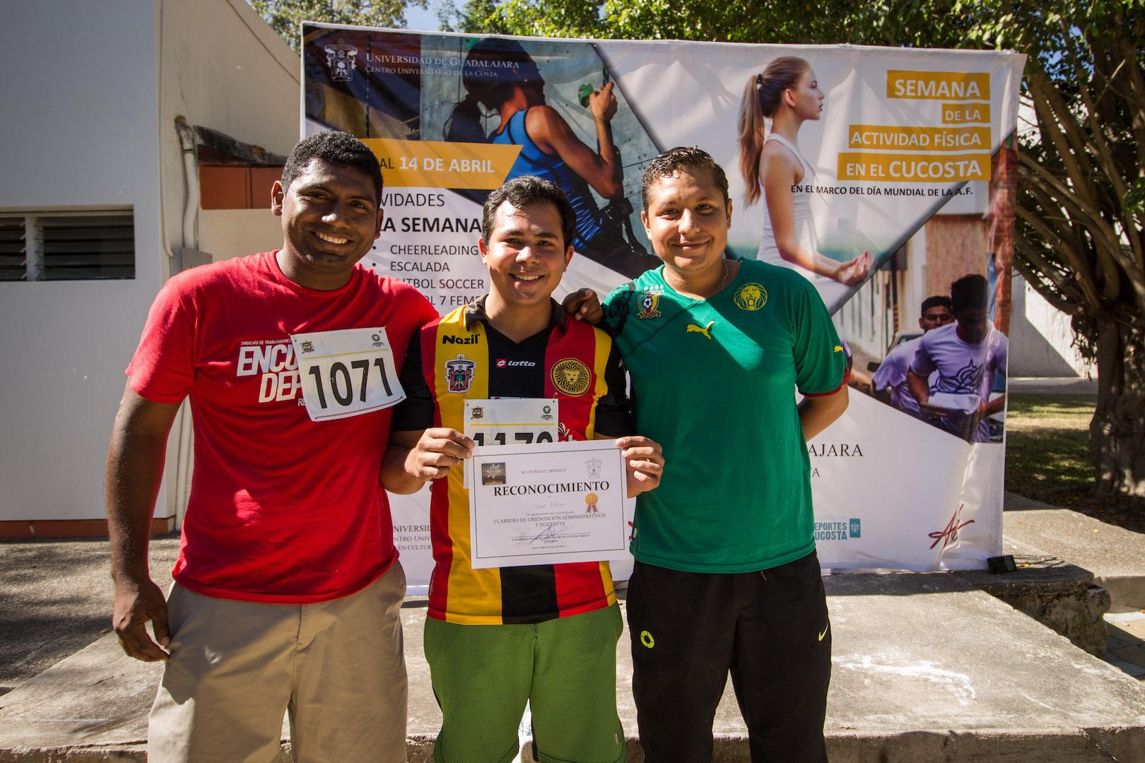 Julio César Morales y Daniel Palacios triunfaron en la categoría por equipos