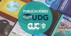 Publicaciones de libros UDG