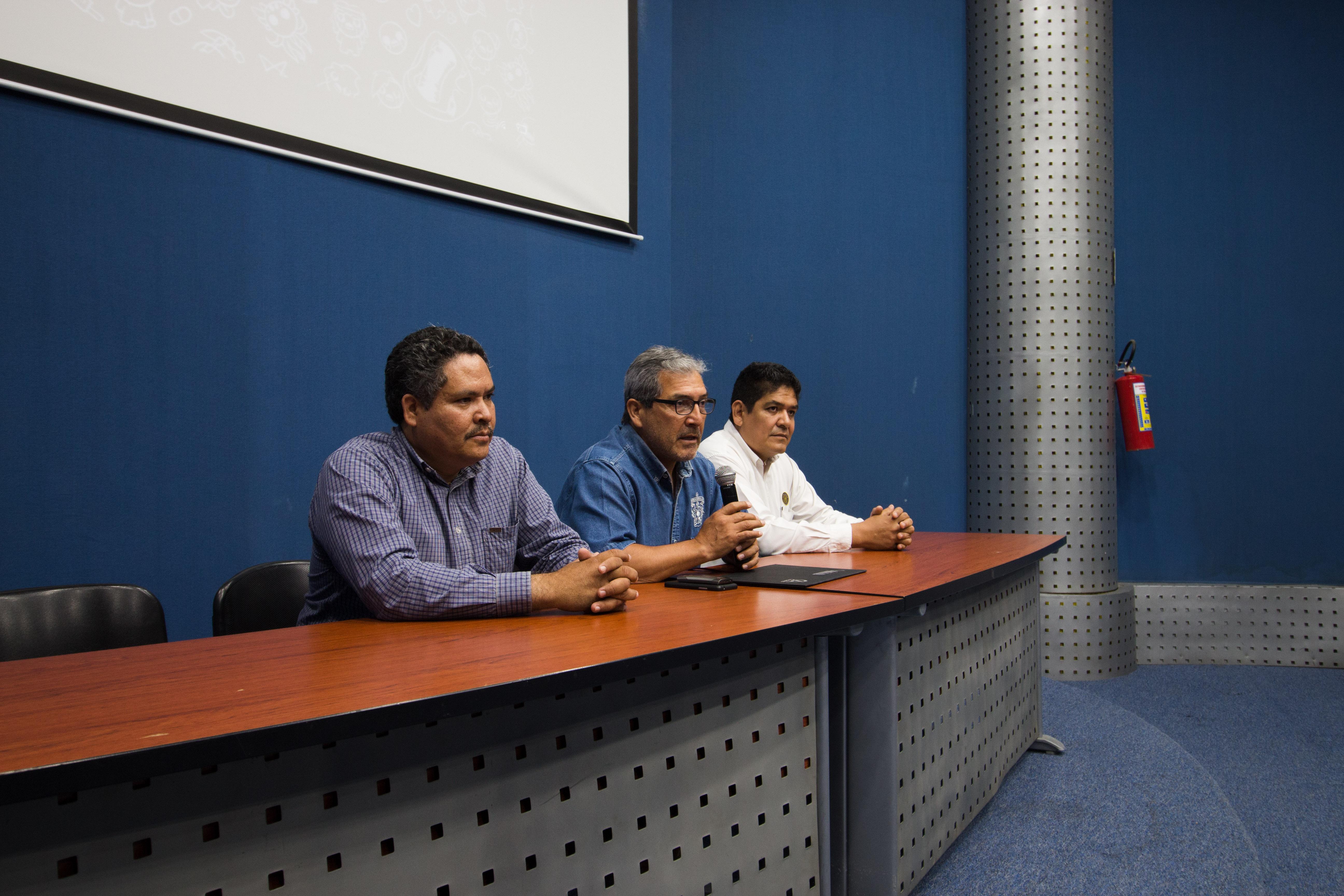 El director de la División de Ingenierías, Dr. Jorge Chavoya, resaltó el apoyo de la administración del Rector del CUCosta
