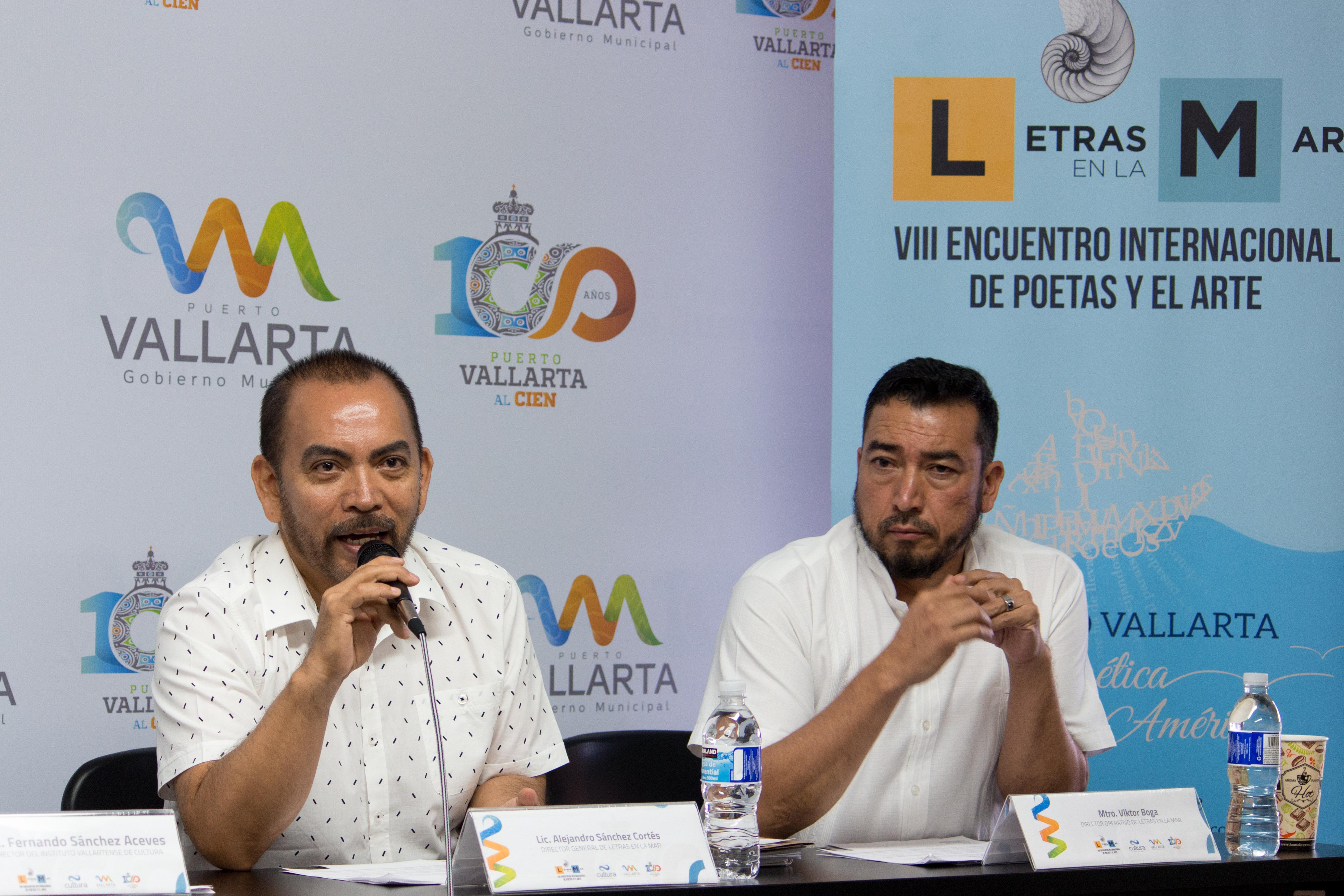 """""""Letras en la Mar"""" colabora en la preservación de la poesía como parte del legado del escritor Hugo Gutiérrez Vega"""