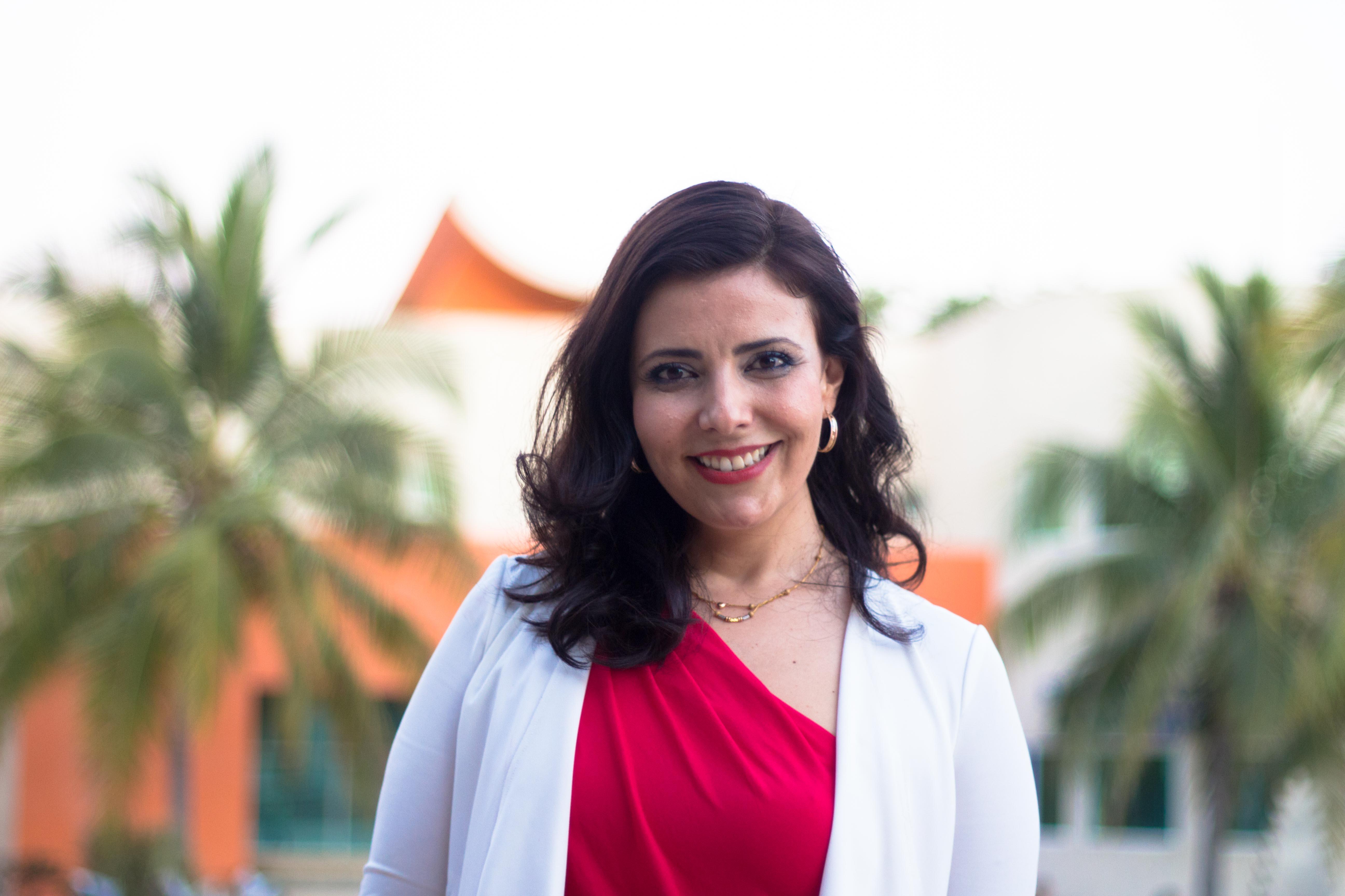 Dra. Edna Ramírez, directora de la consultora GoBiz Global