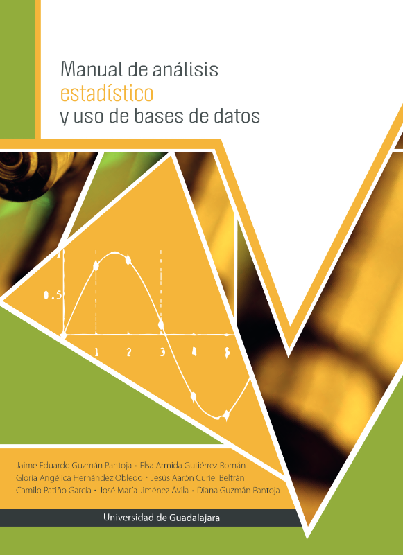 Manual de analisis estadistico y uso de bases de datos - 2015