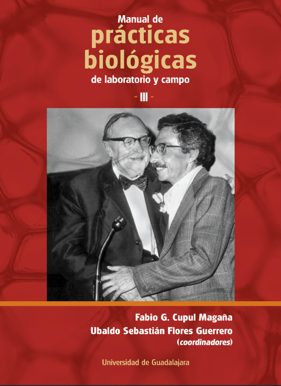 Manual de practicas biologicas de laboratorio y campo iii - 2015