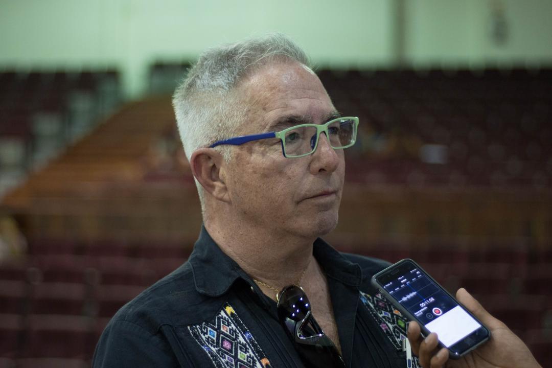 Mtro. Rafael Gutiérrez Niebla, presidente de CONAET A.C.