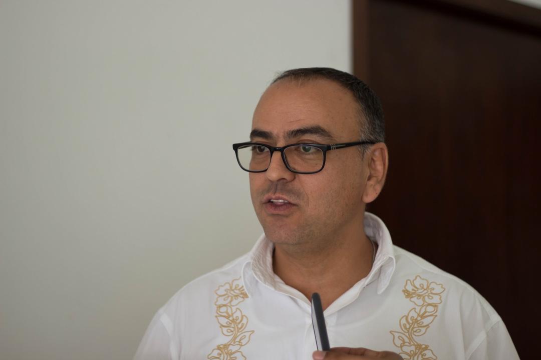 Dr. José Luis Cornejo Ortega, coordinador de la Lic. en Turismo del CUCosta