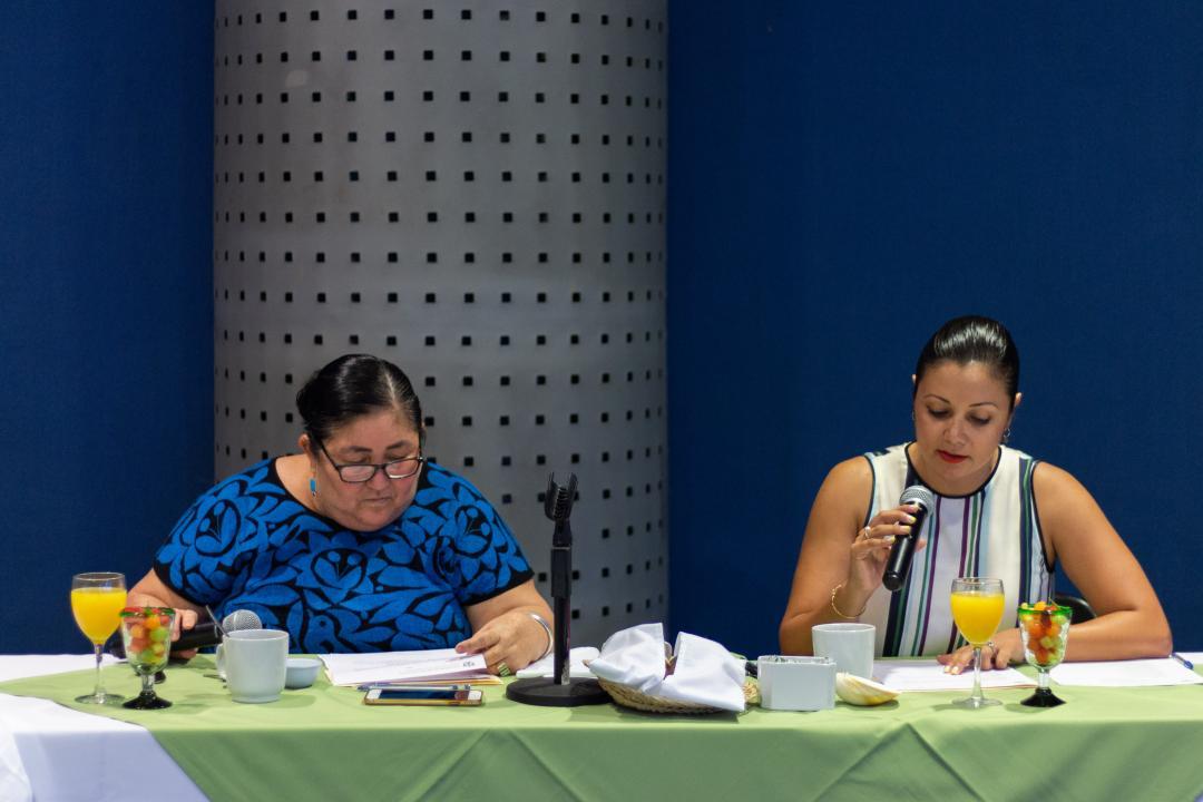 El H. Consejo Social presentó la propuesta de la terna para el nuevo contralor
