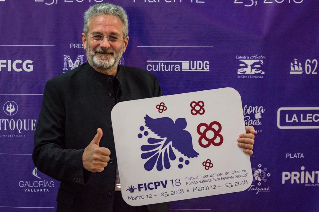 """François Mantello, productor del documental """"Las maravillas del mar 3D"""""""