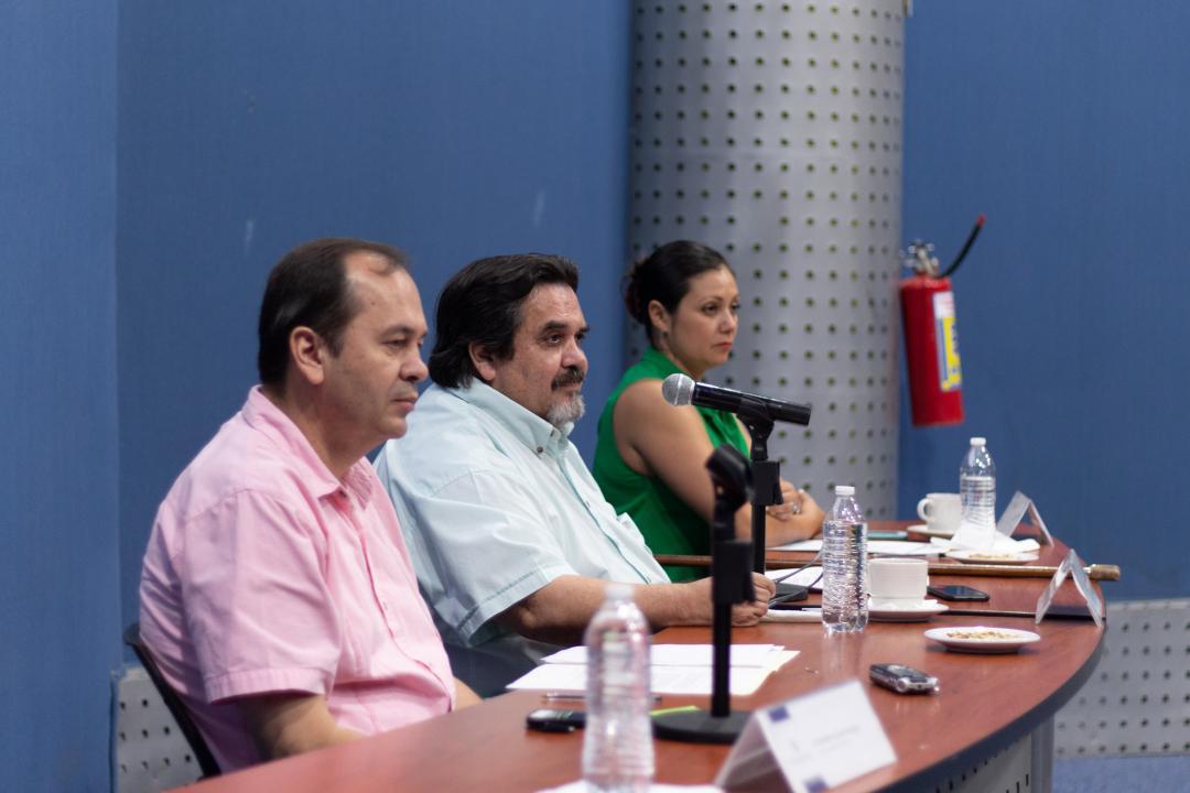 Marco Antonio Cortés Guardado, enfatizó la importancia que conlleva la designación del contralor y que esa persona sea un profesionista destacado, capacitado en los procesos de auditorías, rendición de cuentas y transparencia