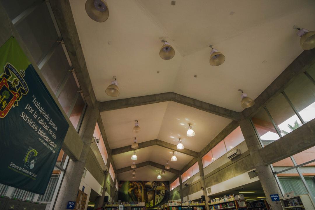 Biblioteca Central del Centro Universitario de la Costa