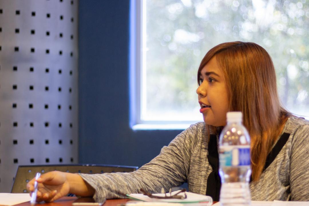 Los participantes debatieron puntos de vista e impresiones en torno al relato de Cortázar