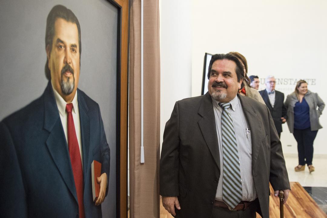Cortés Guardado fue Rector general de la Máxima Casa de Estudio de Jalisco en el periodo 2008-2013