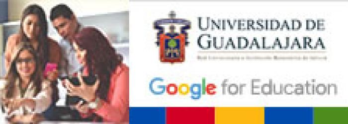 Google for educations UDG